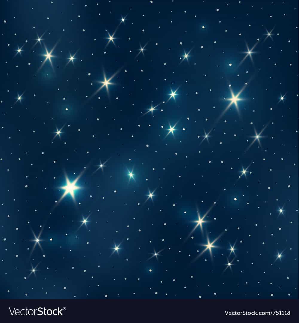 stary night image